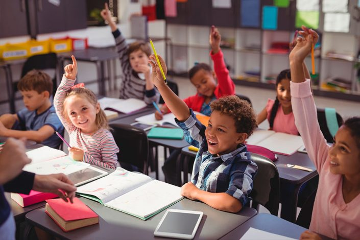 Bennett Languages scuola di inglese certificata bambini