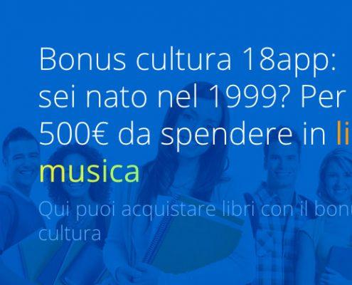 Bennett Languages bonus cultura-18app